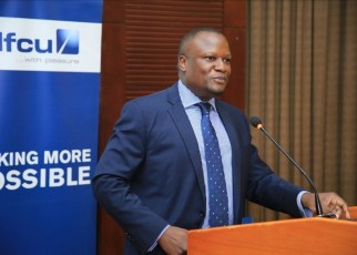 Members of Uganda Bankers Association (UBA) have elected Mathias Katamba, as the new Chairman taking over from Patrick Mweheire who served for two years (2018 & 2019).