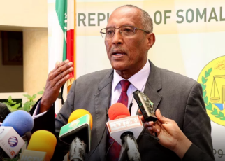 Somaliland President Muse Bihi is urging the international community to hand the country recognition and have it admitted to the United Nations.