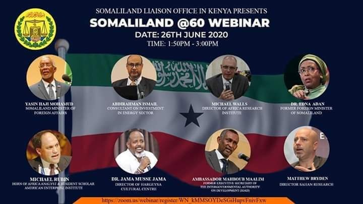 Somaliland today marks 60 years since gaining its independence from the British rule with the country exuding pride at the gains it has made over the years despite lack of international support and recognition.