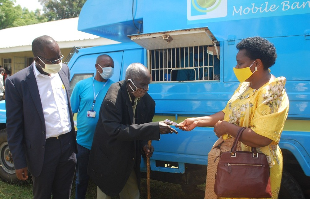 PostBank Uganda has kicked off the disbursement of government grants to senior citizens aged 80 years and above, following the roll-out of Social Assistance Grants for Empowerment (SAGE) in Teso-Sub region.