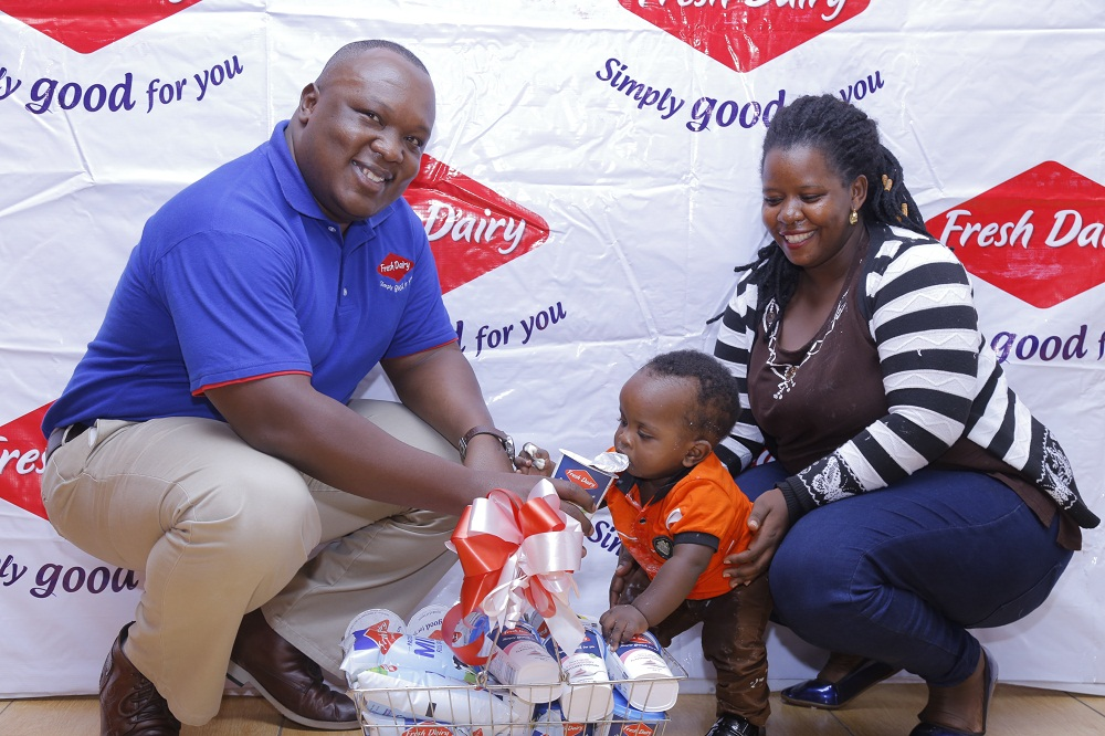 Fresh Dairy reassures families on healthy and nutritious products