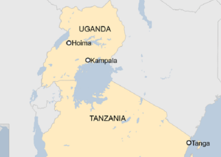 Tanzania and Uganda have signed an agreement allowing for the construction of a 1,445 km (898 miles) crude oil pipeline.