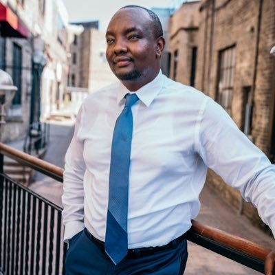 Kenyan born Boni Njenga is seeking to place himself in history by becoming the first Kenyan to sit as a commissioner in one of the county boards in the United States.