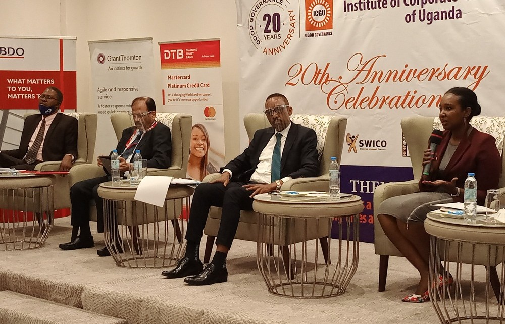 Institute of Corporate Governance Of Uganda Marks 20 Years