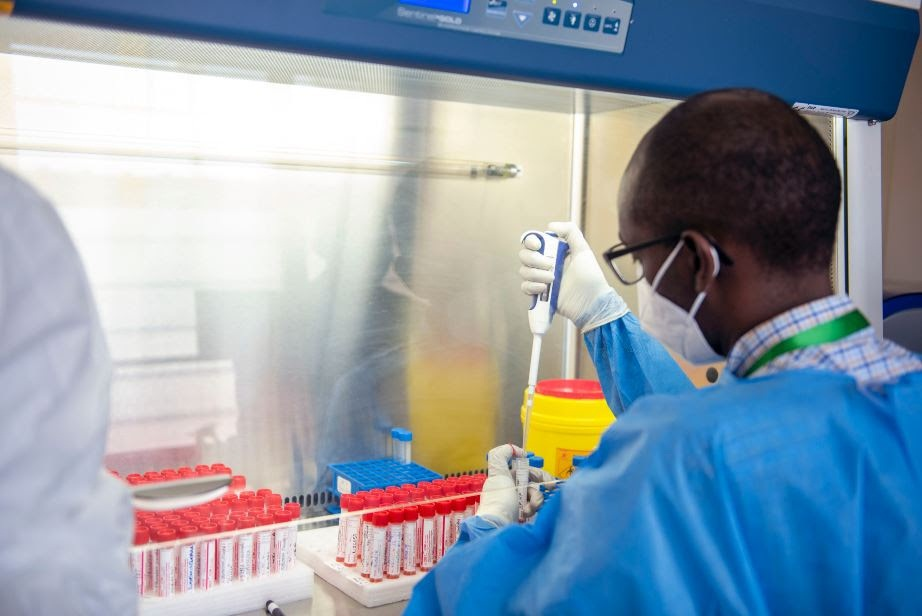"Nature Magazine has published an article titled ""A pooled testing strategy for identifying SARS-CoV-2 at low prevalence"", following a study carried out in Rwanda."