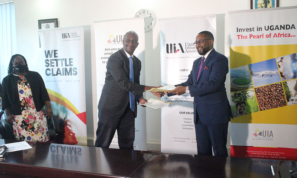 Over 900 MSMEs Training MoU by UIA & Uganda Insurers Association