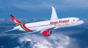 Kenya Airways Temporarily Suspends it's Services to France and Netherlands