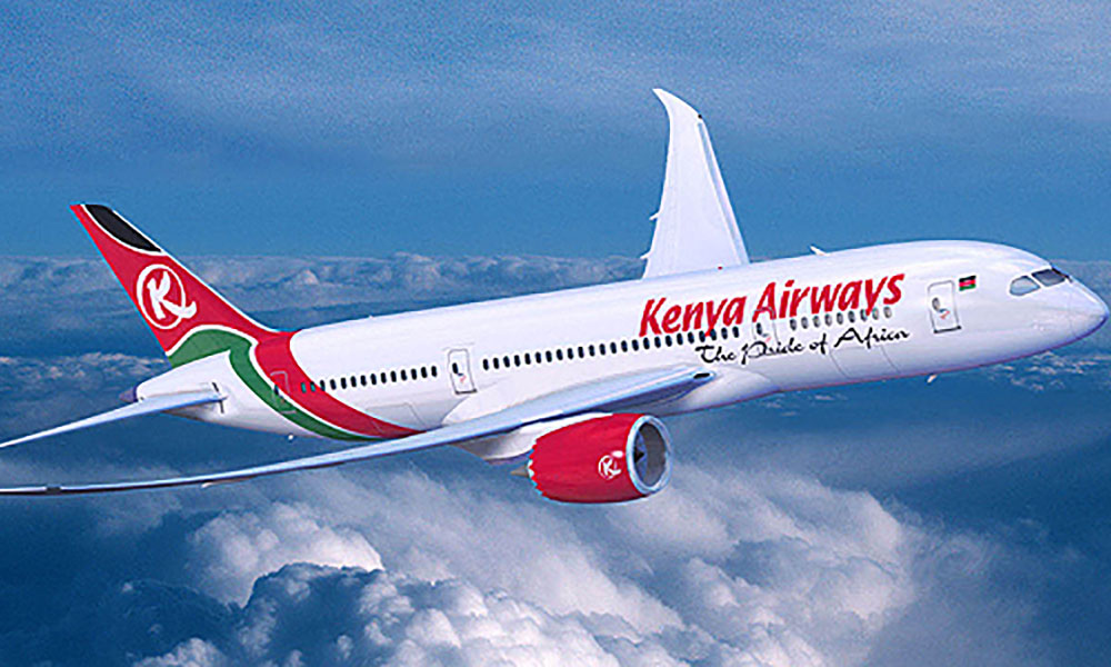 Direct Weekly Cargo Flights to New Delhi Resume - Kenya Airways