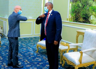 The UN and Norway Envoys Promise Closer Ties with Somaliland