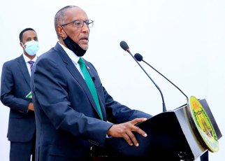 President Bihi Urges Somaliland Banks to Help Build the Nation
