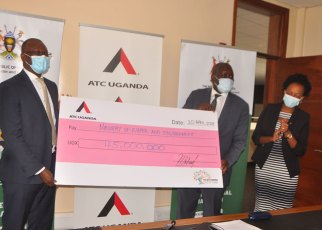 UGX.45m Towards Forests-ATC Uganda