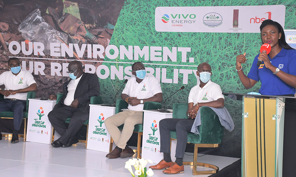 Partnership to Save the Environment-Stanbic