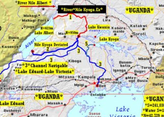Electrical Energy Without Dams and Reservoir-Uganda