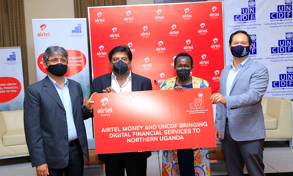 Airtel Money, UNCDF to Scale Financial Inclusion