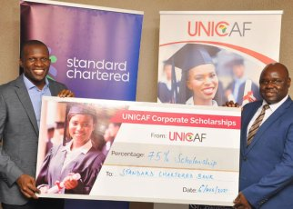 Standard Chartered Partners with Unicaf