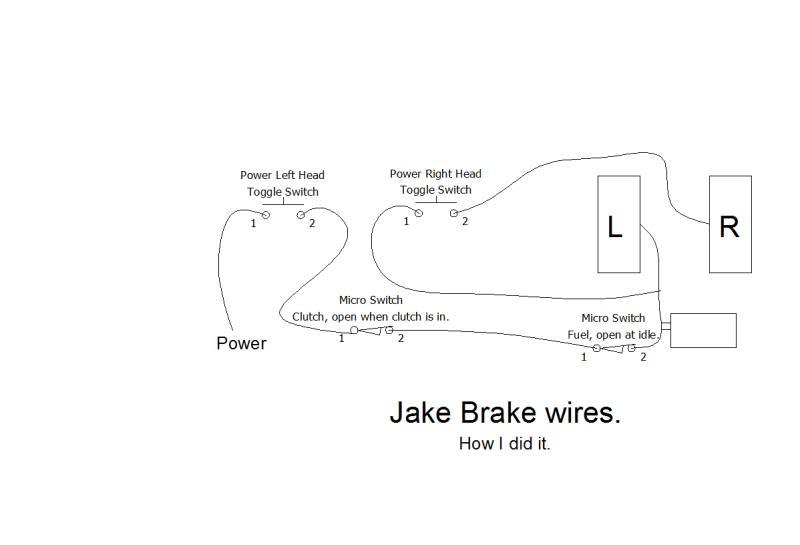 3406e jake brake wiring diagram ac contactor 3406b wire center solutions rh rausco com caterpillar engine 2000 peterbilt