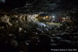Ramo Schio, il laminatoio d'accesso alla Sala delle Mogli (foto Sandro Sedran S-Team)