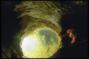 Marmitta nel Ramo Nord (foto archivio GSM)