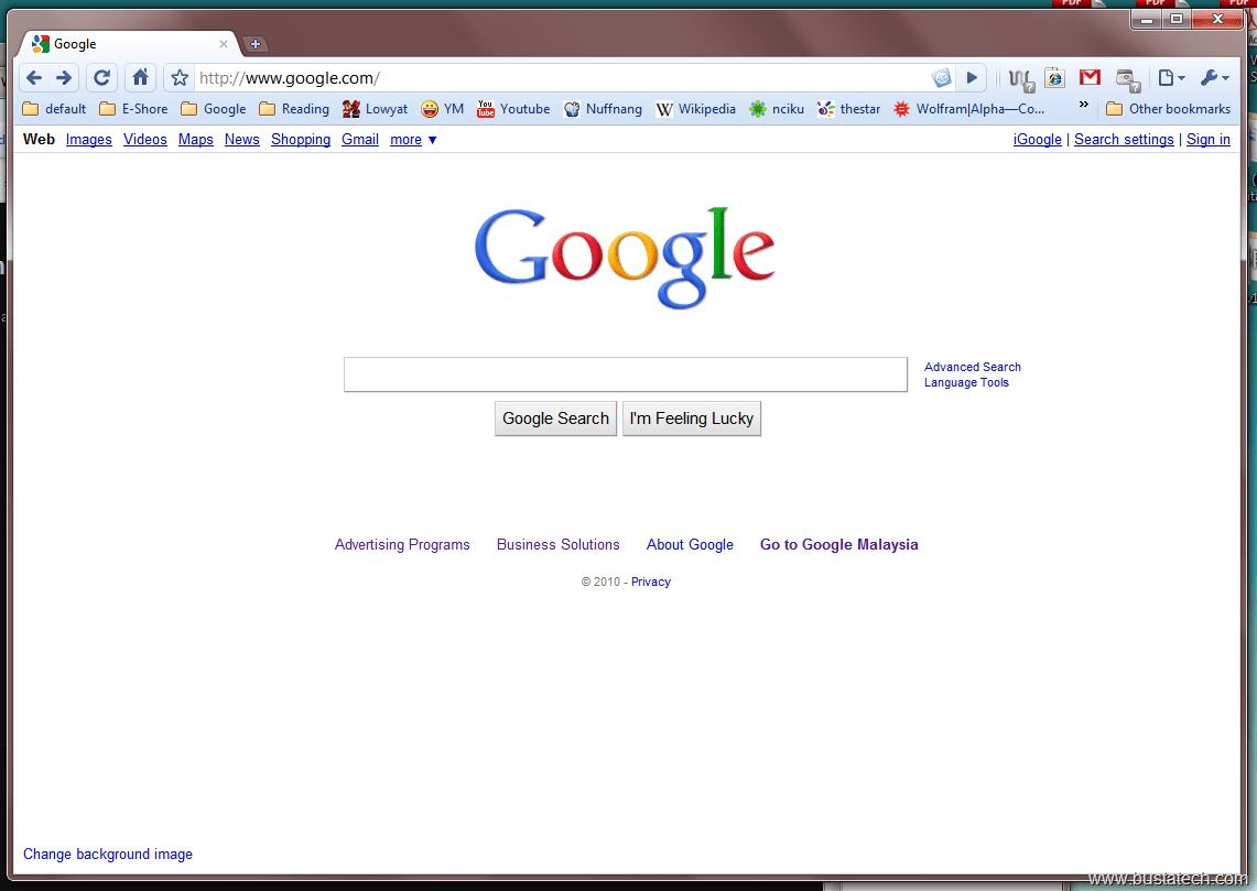 Stealing Google Logo  Bust A TECH