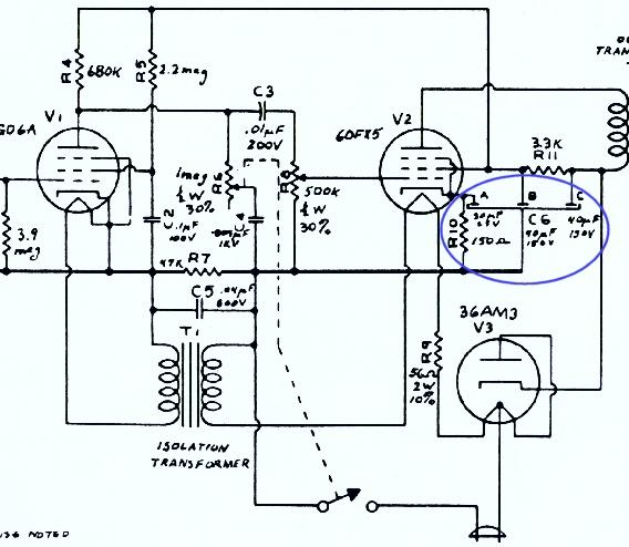 Kay 703-C Filter Caps