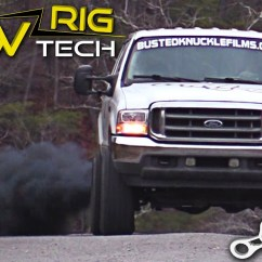 7 3 Powerstroke Vfd Panel Wiring Diagram Injector Upgrade Tow Rig Tech Ep3 Busted Knuckle Films