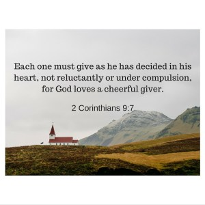 2 Corinthians 9-7