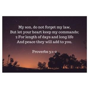 Proverbs 3_1-2