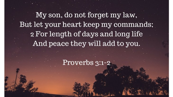 Keep the commands of God