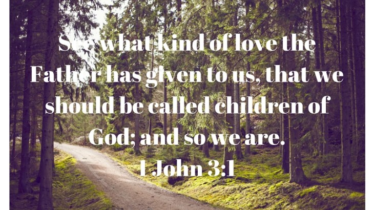 We are children of God