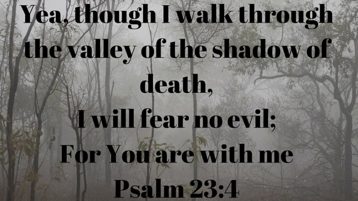 Thou art with me