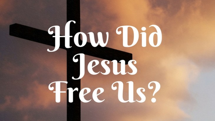 How did Jesus Free Us from a future of damnation? By nailing our sins to the cross and removing the capacity of the devil to condemn us.