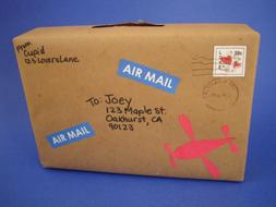 valentine air mail