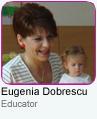 Eugenia Dobrescu - Educator grupa Baby Bees