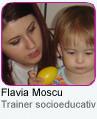 Flavia Moscu - Trainer socio-educativ