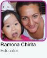 Ramona Chirita - Educator