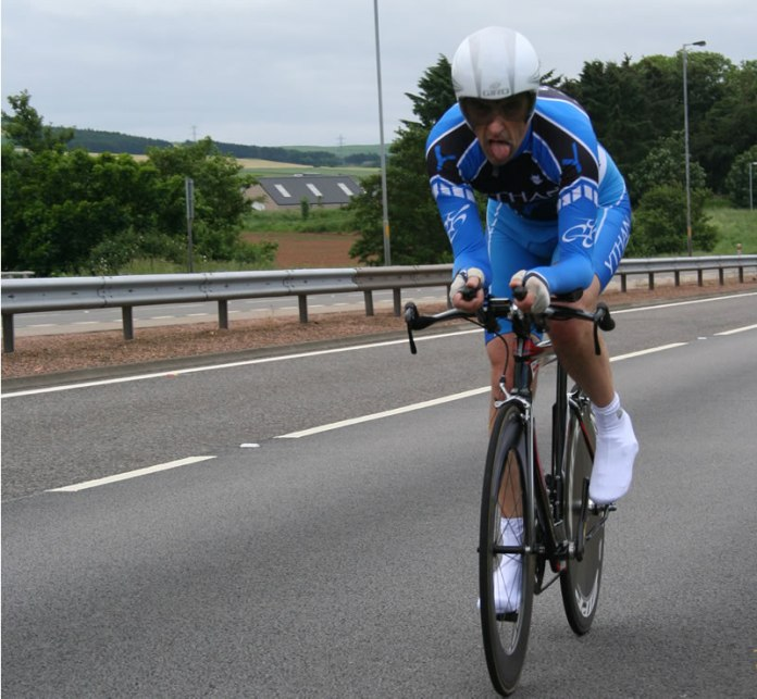 Aberdeen Wheelers Neish/Low Trophies 25-mile TT Results & Photos