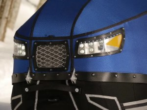 PodRide lights