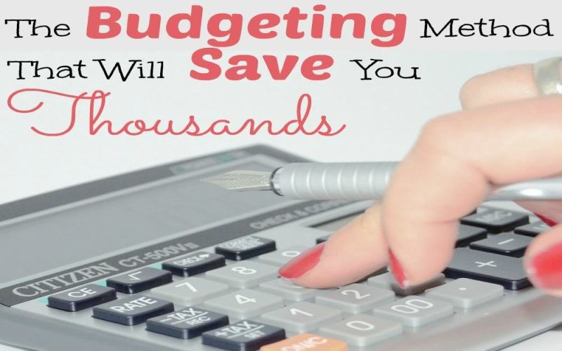 The Budgeting Method That Will Save You Thousands