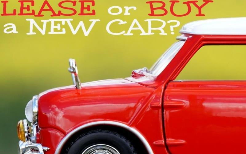 Should I Lease or Buy a New Car?