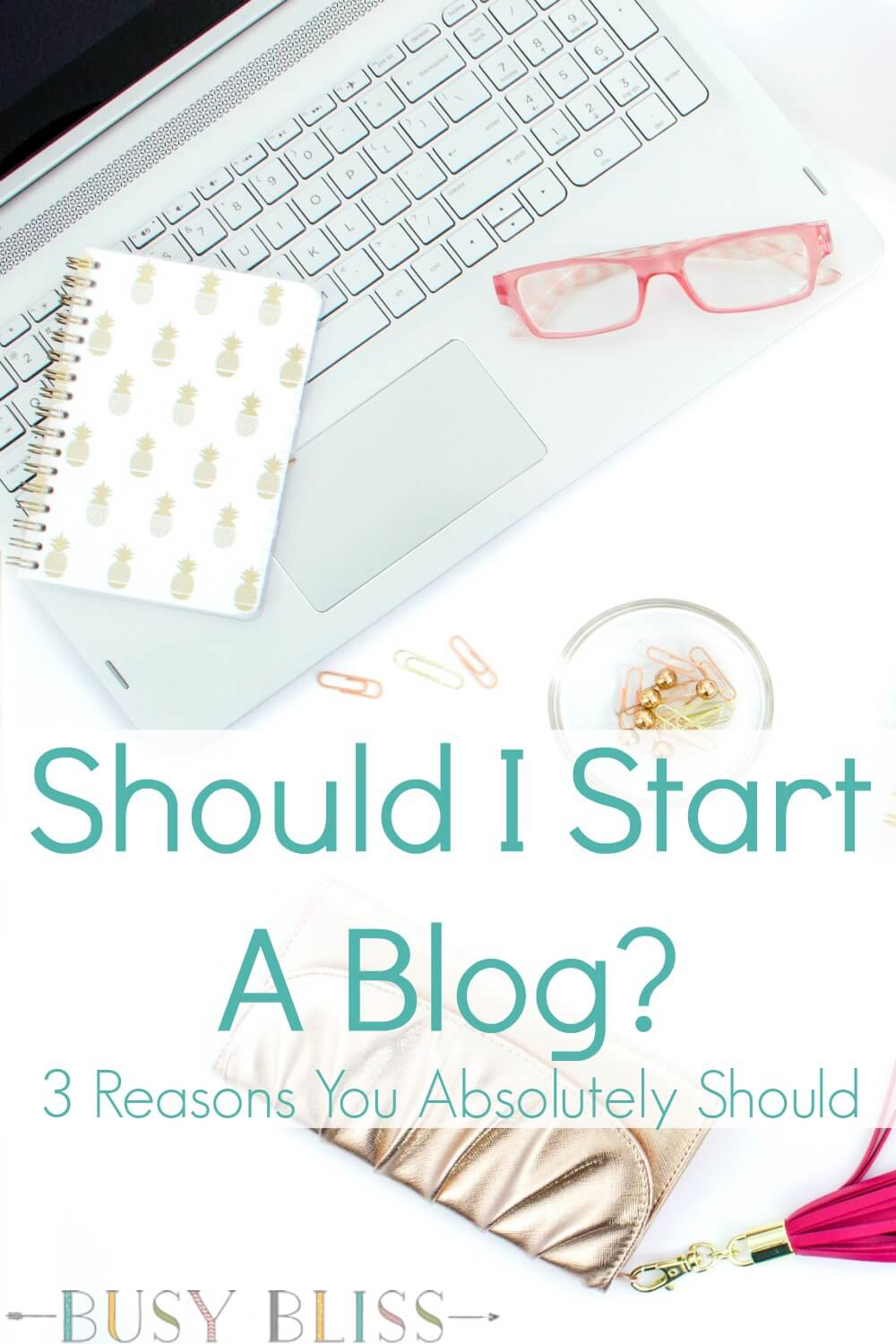 Should I start a blog? If you have been asking yourself this question, this post will give you 3 unexpected reasons why you absolutely should start a blog.