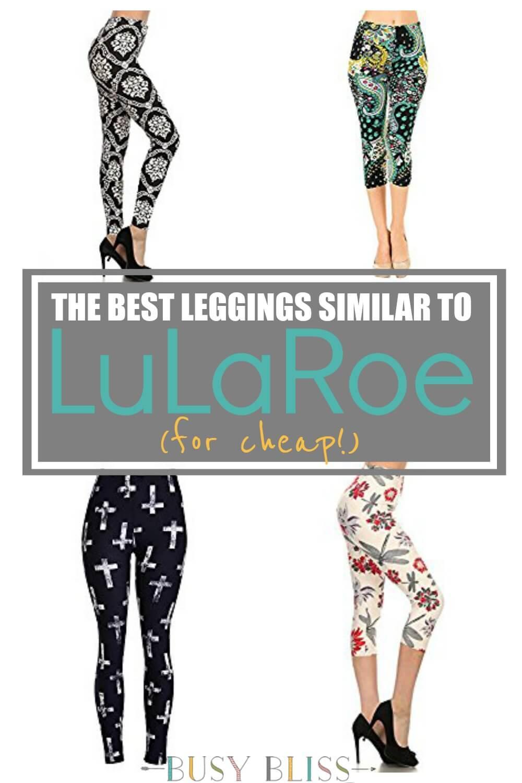 The Best Leggings Similar to LuLaRoe for Cheap