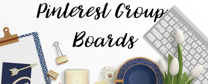 Group boards are a great way to maximize your exposure on Pinterest.