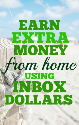 Earn Money with Inbox Dollars