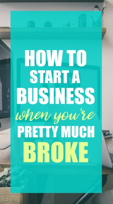Want to start a business but not sure how? You can start a blog on hardly any money.