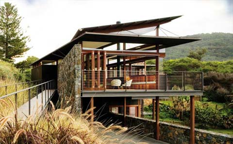 stone and timber home design : brightchat.co
