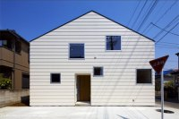 Saitama House: A Small Modern Country Shed - Japanese ...