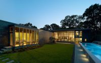 Beautiful L-Shaped House Design In Jackson, Mississippi