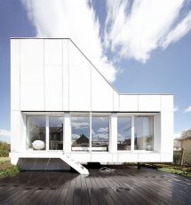 Modern Shipping Container Home Design