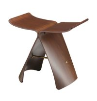 Butterfly Stool: unmistakably japanese - Furniture