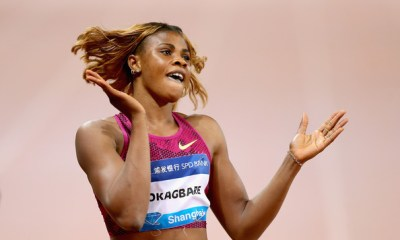 Okagbare Dazzles in London IAAF Meeting